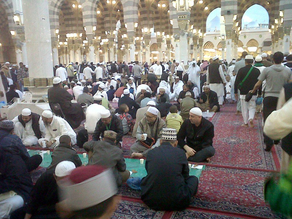 Umroh Ramadhan, Meraih Lailatul Qodar dan Idul Fitri di Tanah Suci