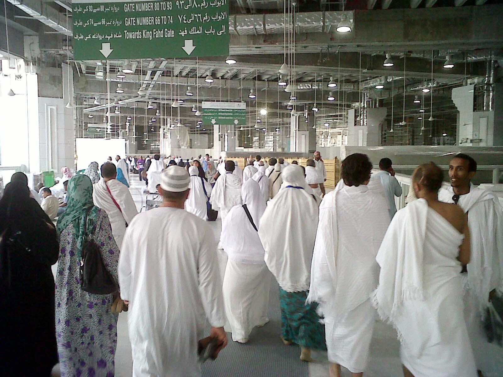 Umroh itikaf lailatul qadar Ramadhan