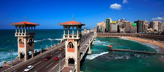 Alexandria Kota Terbesar Kedua Mesir
