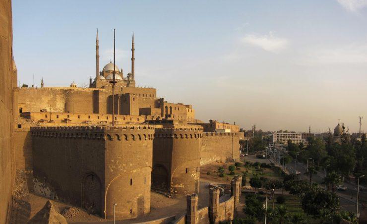 Benteng Salahudin Al-Ayubi Yang Menggetarkan