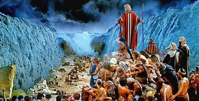 Laut Merah Dan Kisah Nabi Musa Membelah Laut