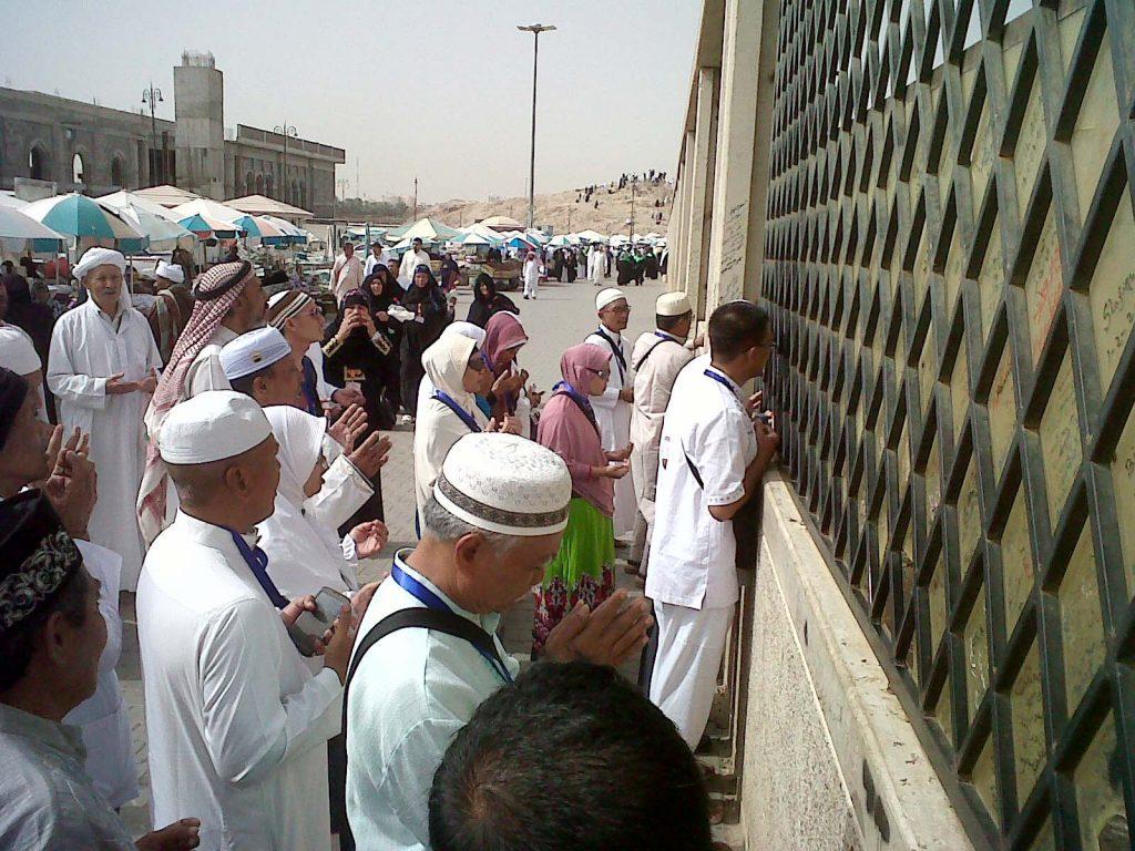 Ziarah ke Makam Jabal Uhud