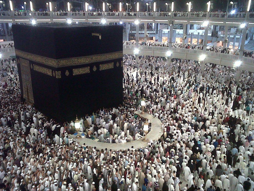 Ringkasan Kronologis Kegiatan Ibadah Haji