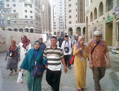 Kota Makkah Di Akhir Zaman