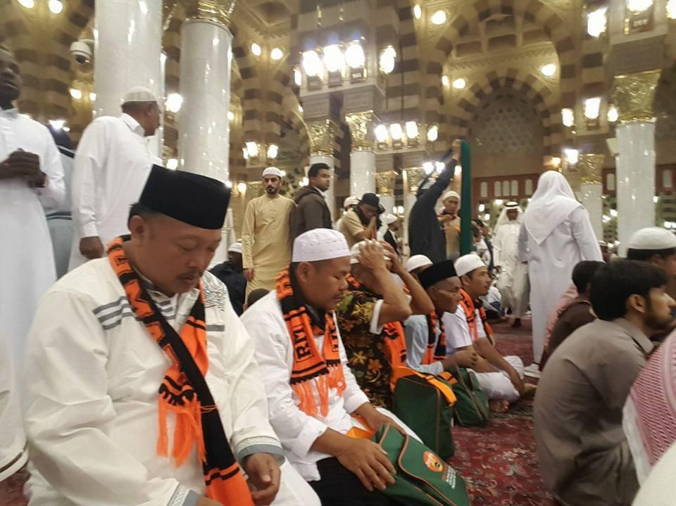 Paket Umroh Itikaf Full Ramadhan