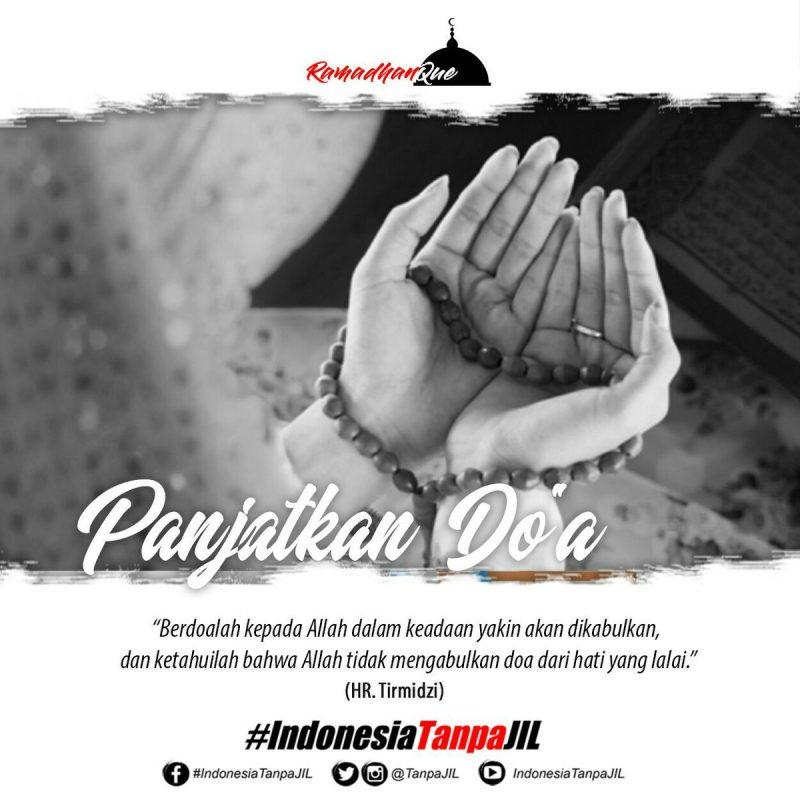 Tatacara berdoa agar dikabulkan