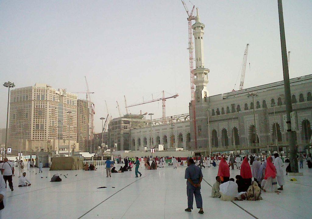 Paket umroh murah itikaf akhir Ramadhan