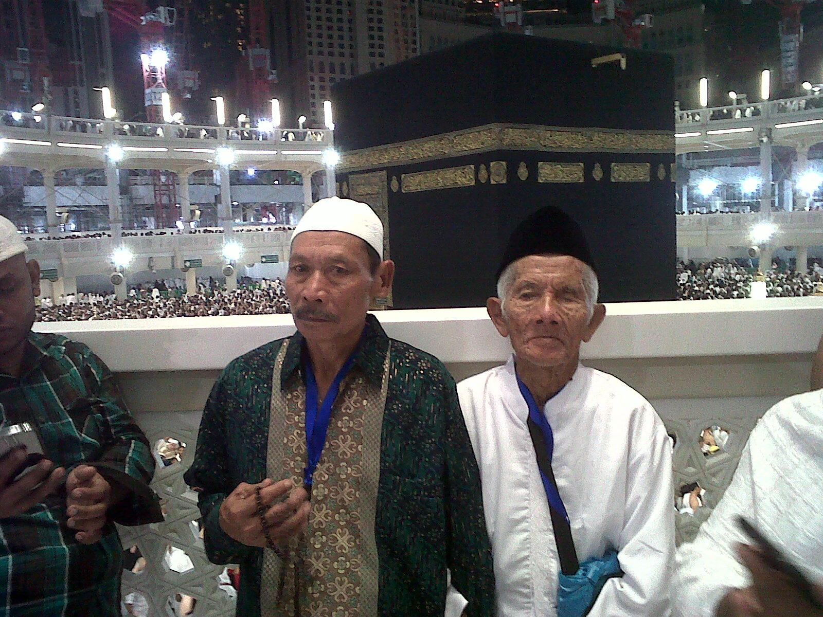Wajib Hukumnya Thawaf Wada bagi Jamaah Haji dan Sunnah Hukumnya Thawaf Wada bagi Jammaah umroh
