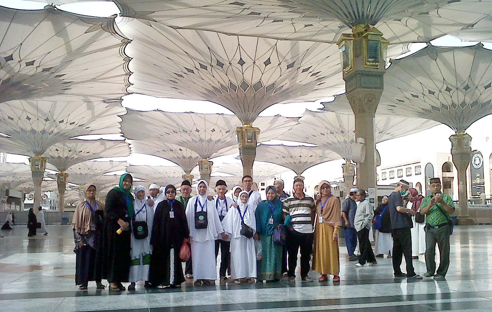 Ziarah Kota MAdinah Al Monawaroh