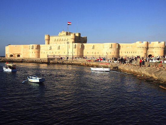 Benteng Qaitbay – Mercusuar Pharos