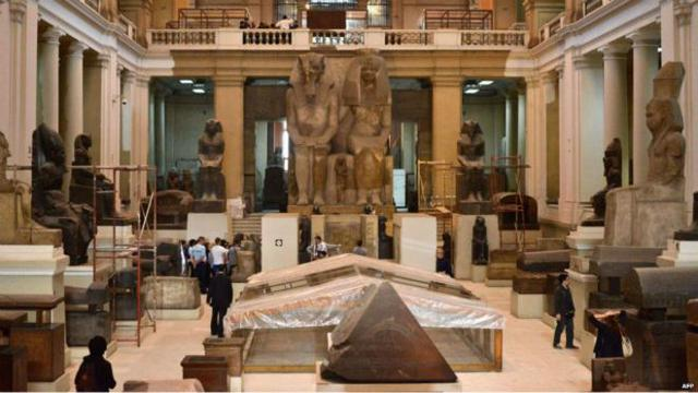 Museum Mesir –Pusat Koleksi Mesir Kuno