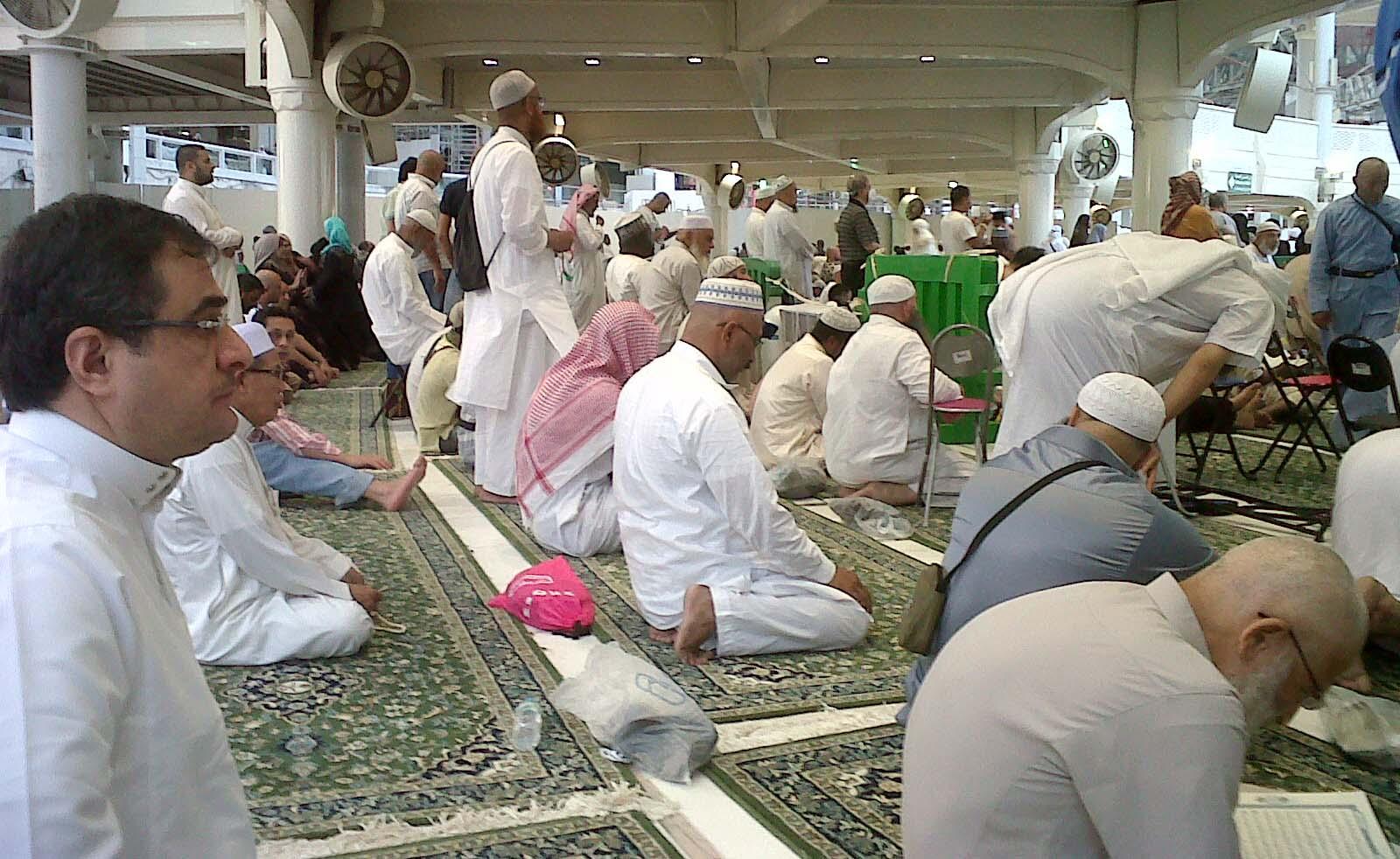 Ringkasan Kronologis Ibadah Haji