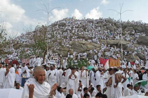 Badalh Haji dan Wukuf Di Arofah