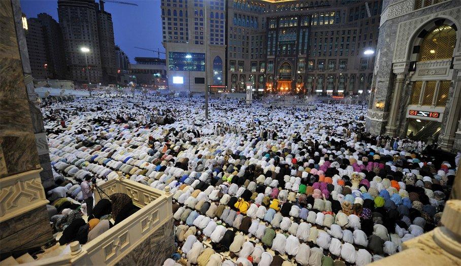 Paket Haji Plus Berangkat Tahun Ini-AFP PHOTO-FAYEZ NURELDINE