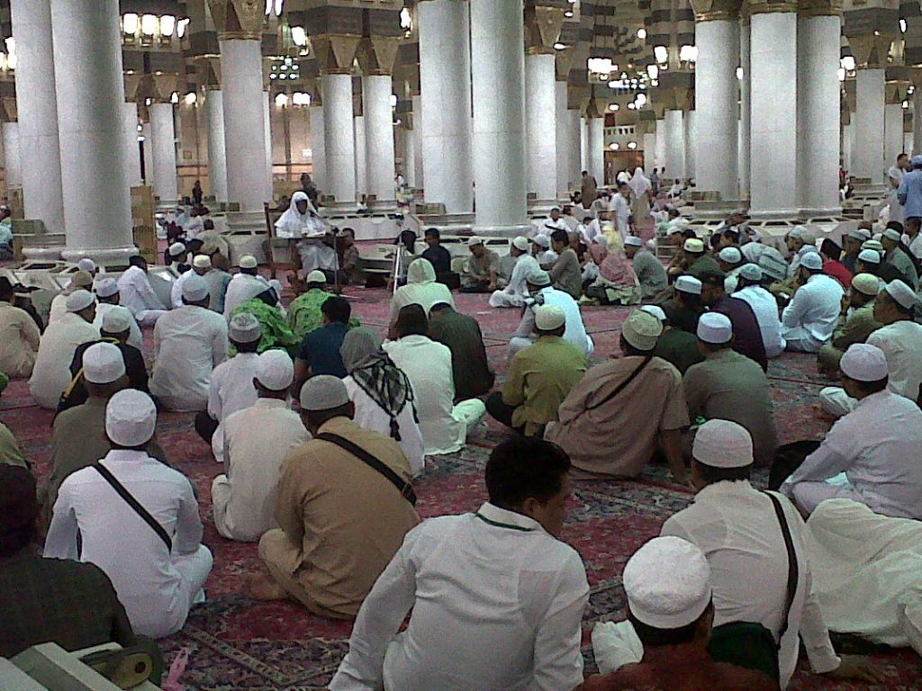 Paket Umroh Murah Itikaf Akhir Ramadhan Tifa Tour