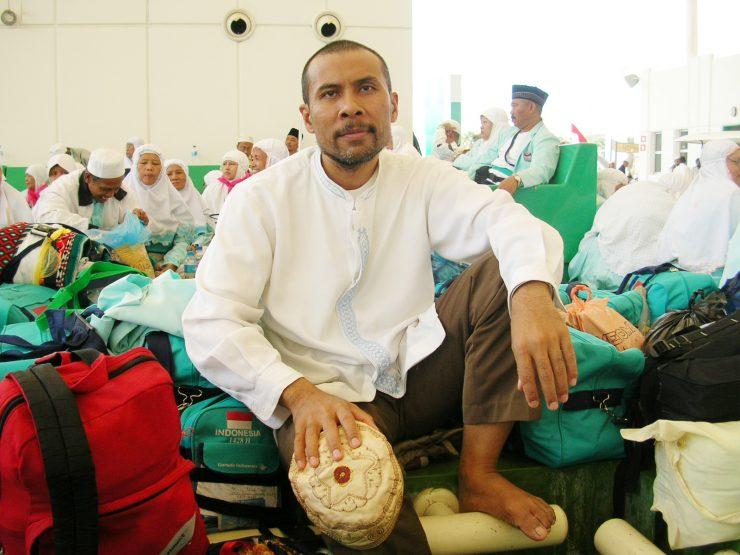 Kenangan Haji 2007 di Bandara Jeddah Menunggu Pulang