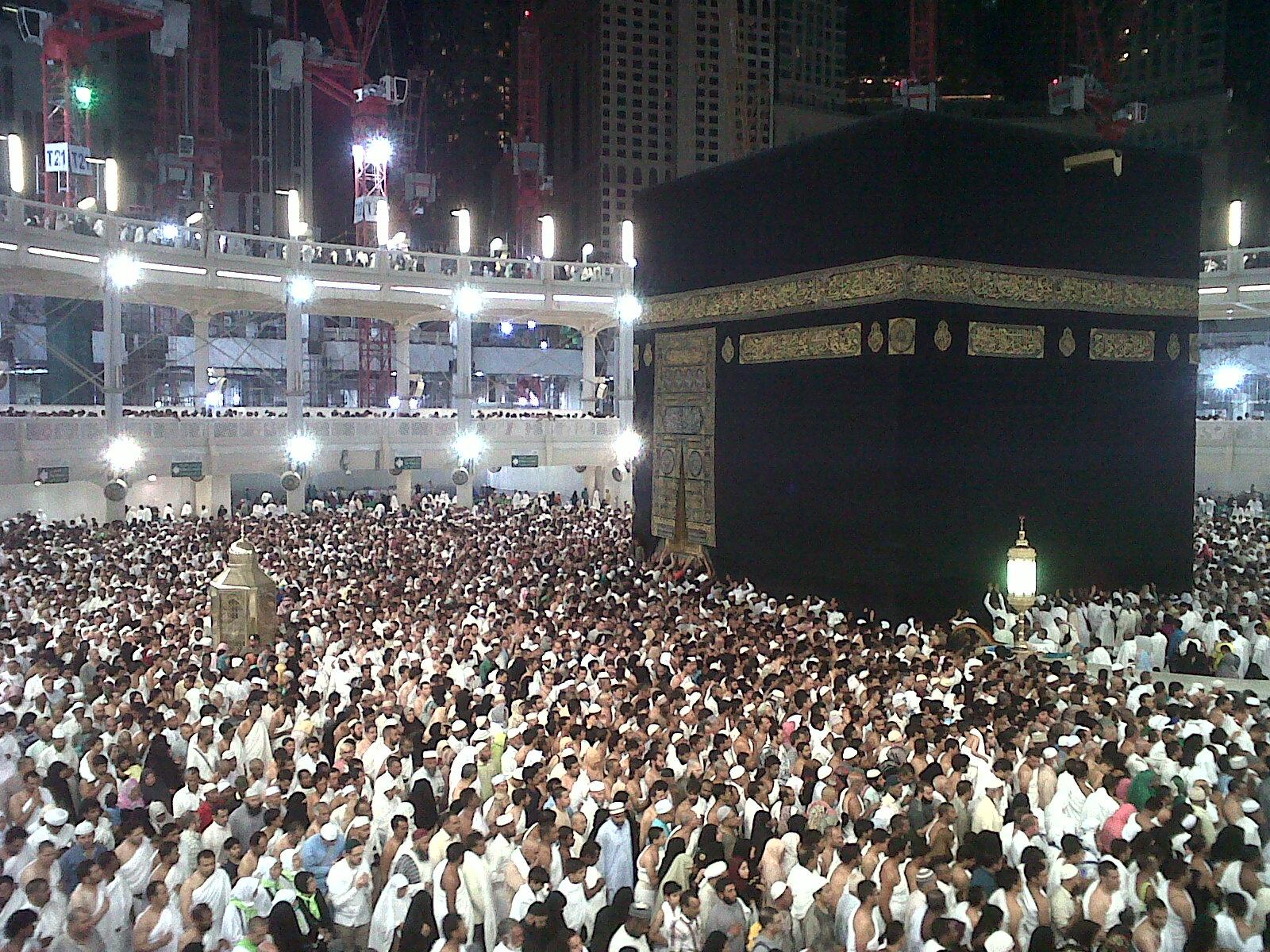 Paket Umroh Murah Itikaf Ramadhan 2020
