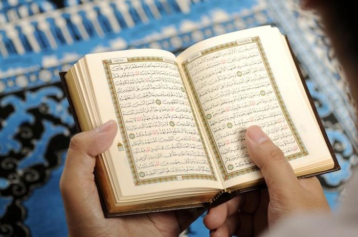 Keutamaan membaca Al Qur'an (News-Detik.com)